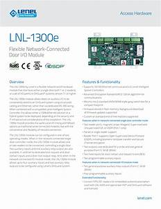 Lnl 1300e Wiring Diagram