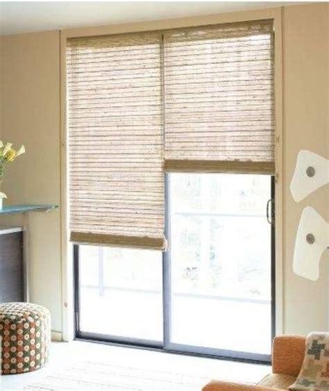 window treatments window treatment ways for sliding glass doors theydesign