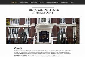 Royal Institute Philosophy - Murphy Design