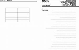 Boss Audio Systems Car Stereo System Bv9362bi User Guide