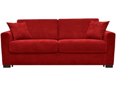 canap soflit conforama canapé convertible 3 places en tissu soflit 2 coloris