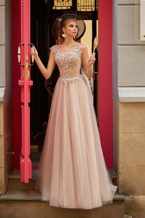 Длинное вечернее платье Lorange Simonetta — купить в ...
