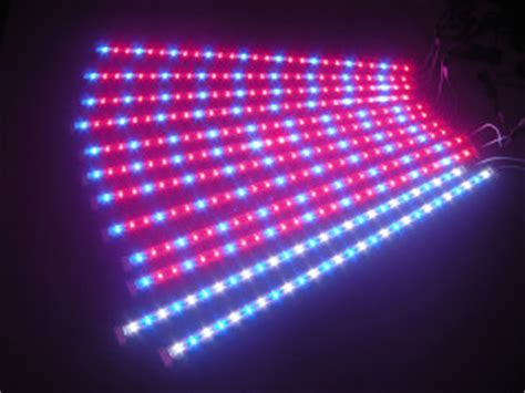 led grow lights for aquaponics and hydroponics