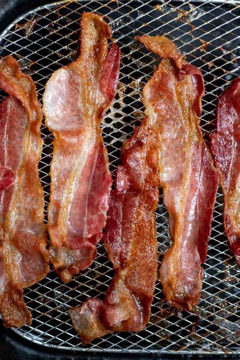 fryer air bacon recipes