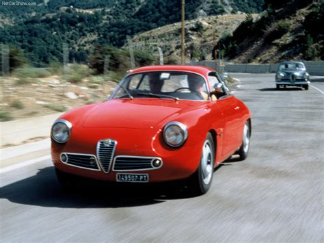Alfa Romeo Giulietta SZ (1960) picture #01, 800x600