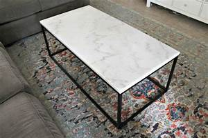 look for less marble box frame coffee table away she went With box frame coffee table marble top