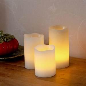Led Kerzen Für Aussen Mit Fernbedienung : 3er set led kerzen fernbedienung timer dimmbar flammenlose kerze flackernd ebay ~ Orissabook.com Haus und Dekorationen