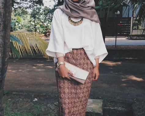 outfit kondangan siang