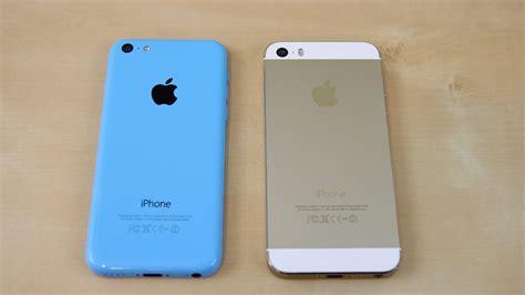 iphone 5c vs 5s apple iphone 5s vs 5c comparison w features huffpost