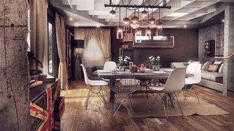 modern romanian home design fuses vintage