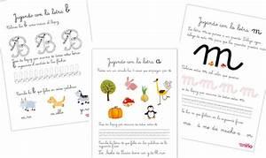 Juegos para imprimir y aprender las letras Aprender a