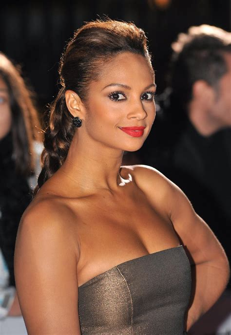 Best Cleavages in The World: Alesha Dixon Cleavage