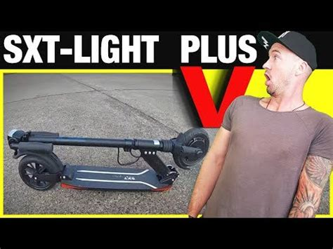 roundup 360 plus anleitung sxt light plus v max range max speed escooter eroller