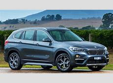 2016 BMW X1 sDrive 18d and sDrive 20i review first
