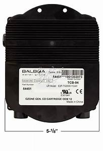 Balboa Spa Ozone Generator