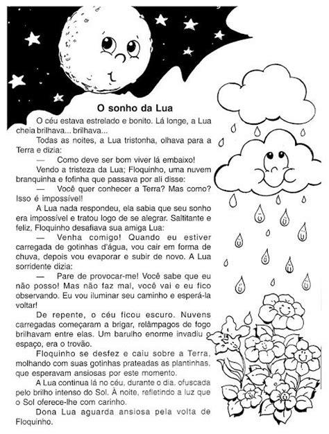 Textos para imprimir - Leituras | Texto para leitura