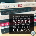 8 Nonfiction Book Excerpts Worth Teaching in ELA - The ...