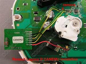 Canemu Can Filter Connection Manual For Renault Laguna Iii