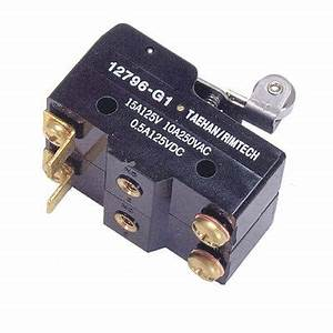Ezgo Marathon Golf Cart Double Wide Micro Switch W   Solid