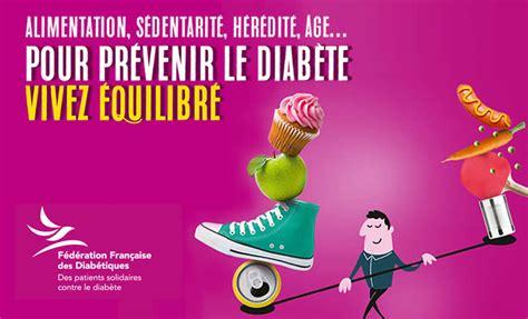 semaine nationale de prevention du diabete