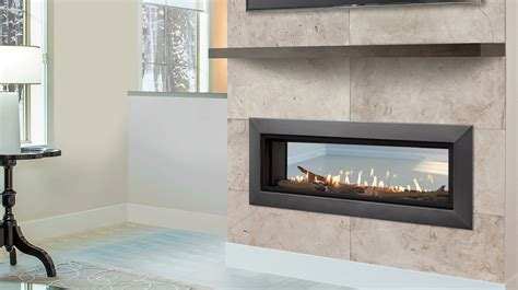 Buy Majestic Echelon Ii Seethrough Gas Fireplace Linear