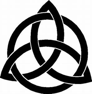 Celtic Triquetra--Meaning protection | Tattoos | Pinterest ...