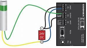 Dataman 150 Wiring The Basic I  O Module