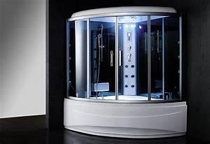Baignoire Douche Hammam OMEGA 150 S Thalassor Fabricant