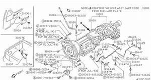 34 Nissan D21 Transmission Diagram