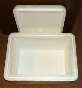 Yeti Cooler Styrofoam