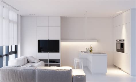 All White Home Interiors by All White Interior Design Tips With Exle Images To