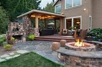 great patio wood design ideas 17+ Covered Deck Designs, Ideas | Design Trends - Premium ...