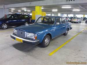 A New Oldie Has Arrived   U201978 Volvo 244 Dl Automatic