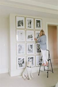 Diy photo wall ideas without frames : Best ideas about large frames on