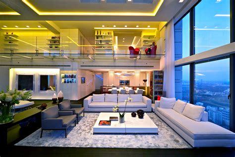 Elegant Penthouse Interior decorators, penthouse interior