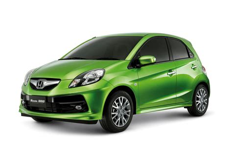 New Honda Brio by New Car Honda Brio