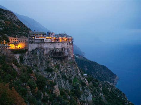 barcelona montserrat mountain spain world  travel