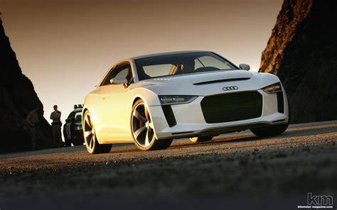 Audi Nuvolari Quattro Concept Cars Pictures Illinois Liver
