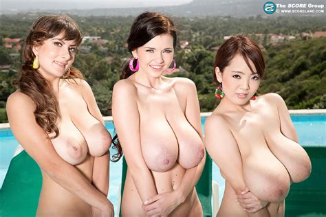Valory Irene And Friends Sunbathing