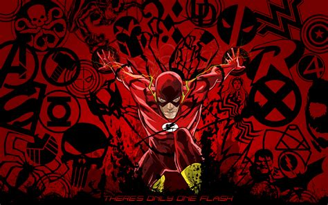 The Flash Animated Wallpaper - the flash cw wallpaper wallpapersafari