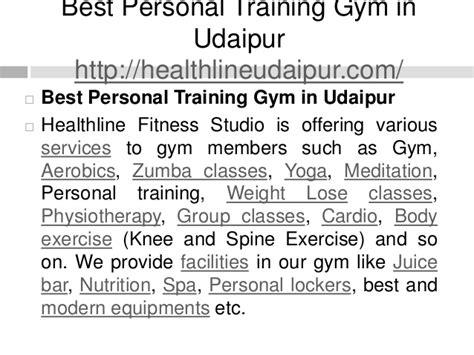 udaipur gym training personal