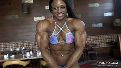Andrea Shaw Posing Clip Bikini Contest Clips