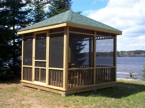 gazebo live best 20 screened in gazebo ideas on