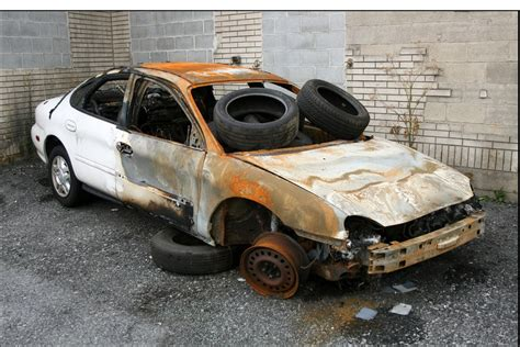 What's Next For Sandy-damaged Cars?