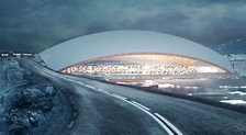 Nuuk Stadium by BIG | A As Architecture