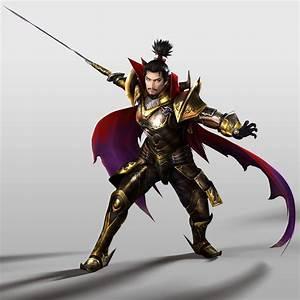 Nobunaga Oda   Samurai Warriors 4   Samurai warriors 4 ...