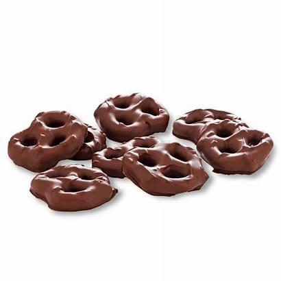 Pretzels Chocolate Milk Candy Jar Favorites Candies