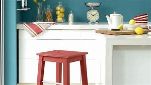 revgercom idee deco cuisine peinture idee inspirante With ordinary couleur de peinture bleu 0 couleur peinture cuisine 66 idees fantastiques