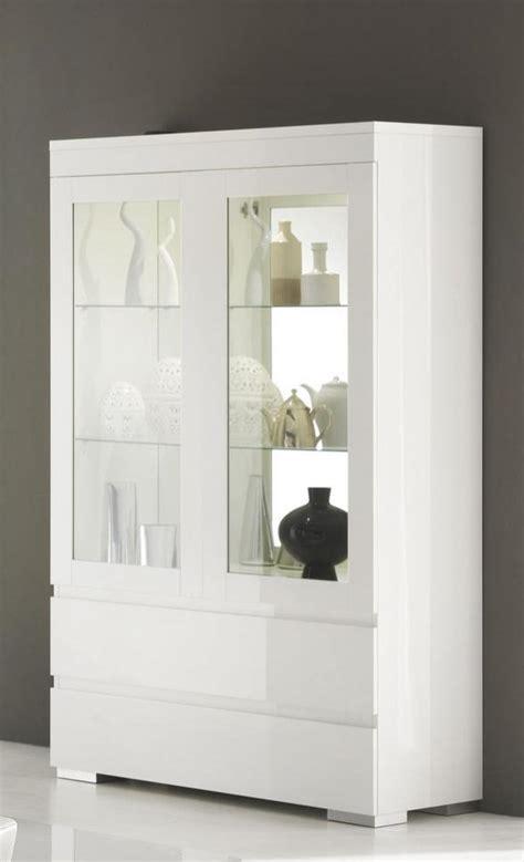 vitrine design pas cher vaisselier vitrine design