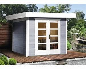 Gartenhaus 20 Qm : gartenhaus weka designhaus 126 gr 3 mit fu boden 295x300 cm grau hornbach luxemburg ~ Whattoseeinmadrid.com Haus und Dekorationen
